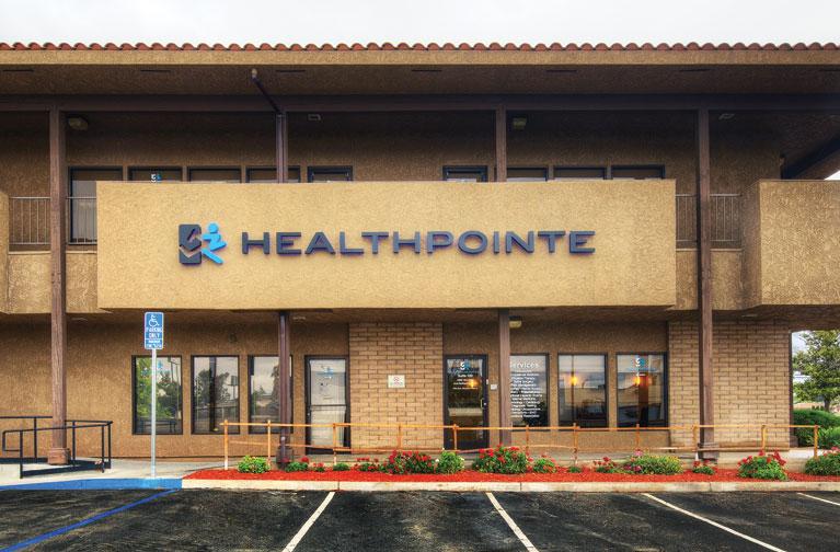 Healthpointe Colton Location